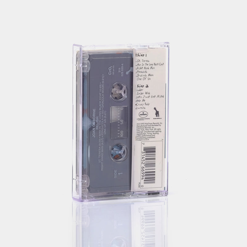 Joan Osborne - Relish (1995) Cassette Tape