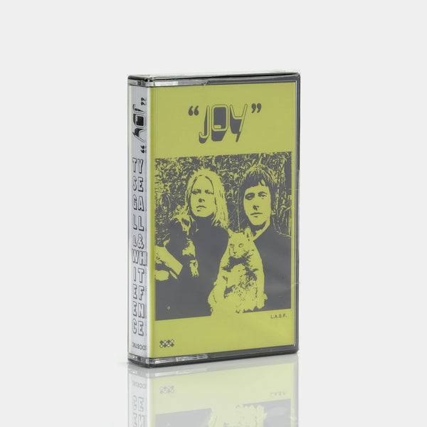 Ty Segall & White Fence - Joy (2018) Cassette Tape