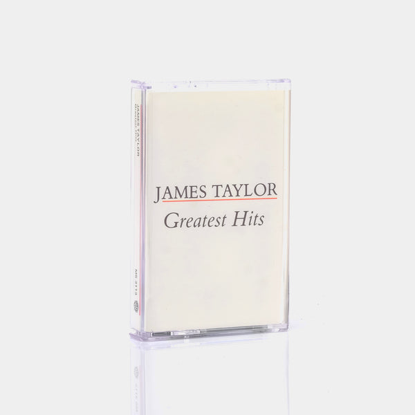 James Taylor - James Taylor's Greatest Hits (1976) Cassette Tape