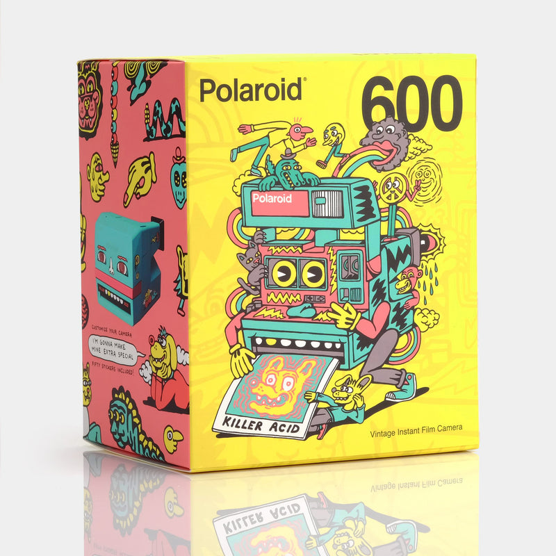 Polaroid 600 Killer Acid Instant Film Camera