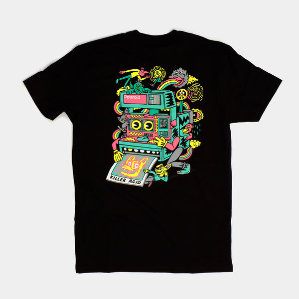 Killer Acid Polaroid T-Shirt
