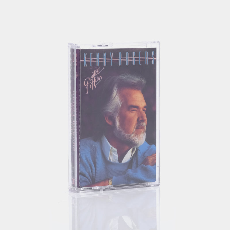 Kenny Rogers - Kenny Rogers Greatest Hits (1980) Cassette Tape