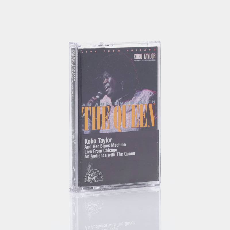 Koko Taylor And Her Blues Machine - An Audience With The Queen (1987) Cassette Tape
