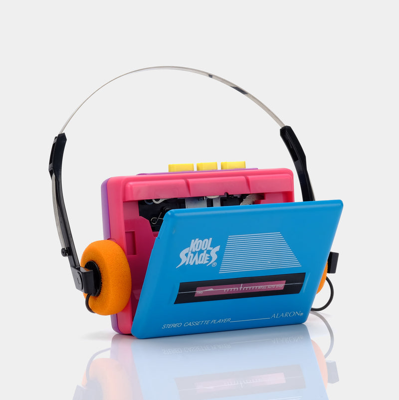 Kool Shades Cassette Player