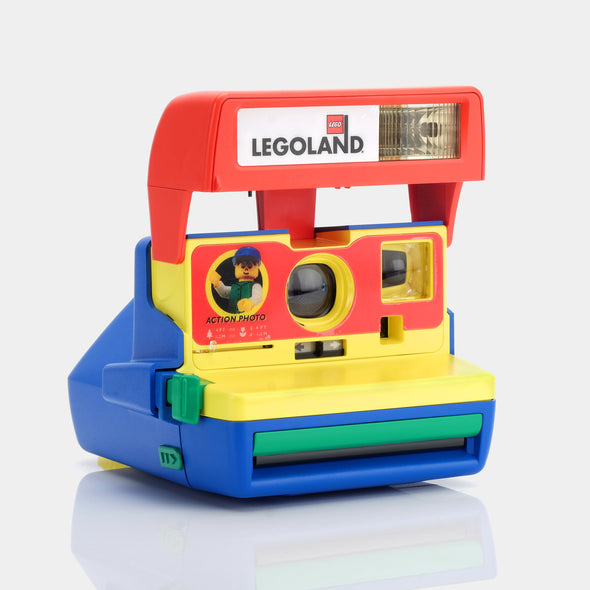 Refurbished Polaroid 600 Camera - Legoland