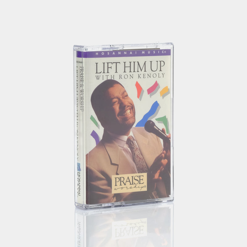 Ron Kenoly - Lift Him Up (1992) Cassette Tape