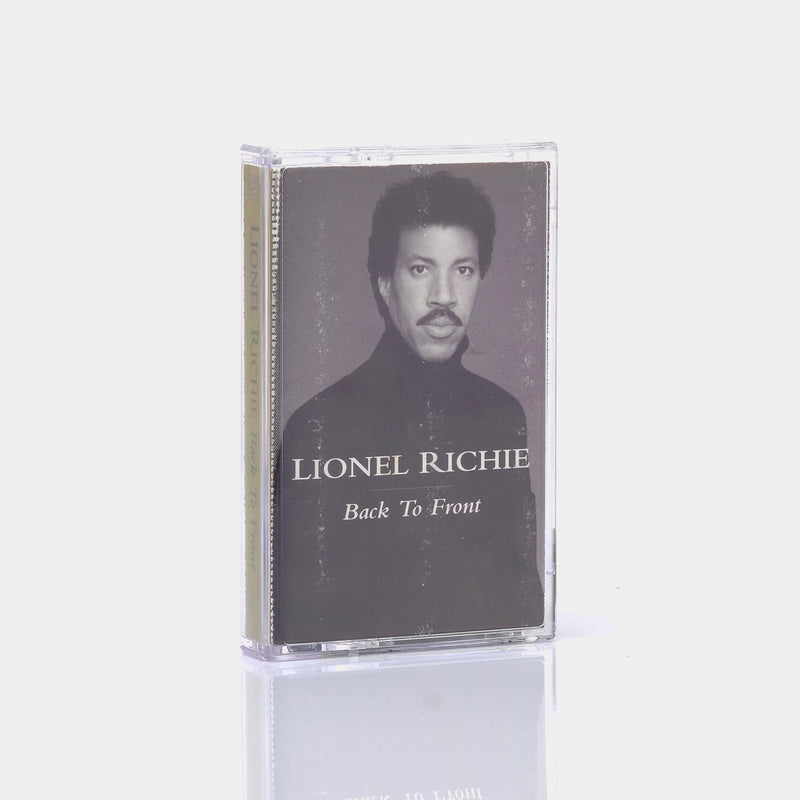 Lionel Richie - Back To Front (1992) Cassette Tape