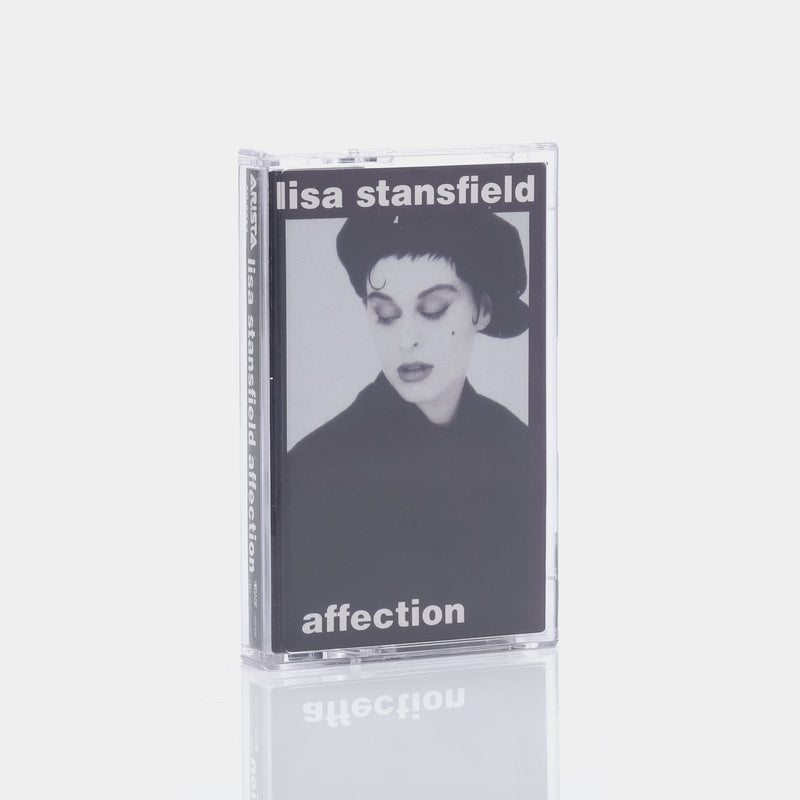 Lisa Stansfield - Affection (1989) Cassette Tape