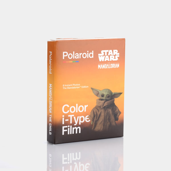 Polaroid i-Type Star Wars Mandalorian Color Instant Film