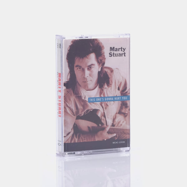 Marty Stuart - This One's Gonna Hurt You (1992) Cassette Tape