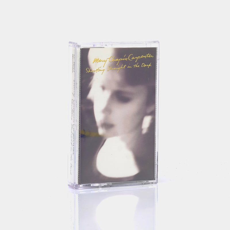 Mary Chapin Carpenter - Shooting Straight In The Dark (1990) Cassette Tape