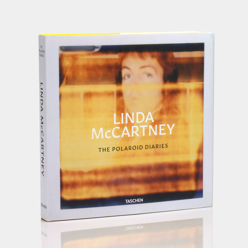 The Polaroid Project Diaries: Linda McCartney Book