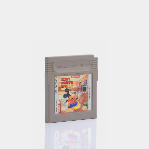 Mickey's Dangerous Chase (1991) Game Boy Game