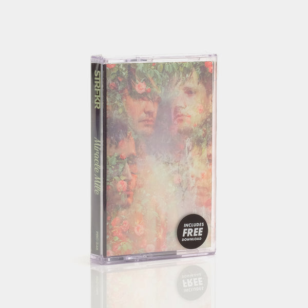 STRFKR - Miracle Mile (2013) Cassette Tape