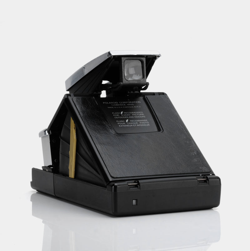 MiNT SLR 670-S Refurbished SX-70 Camera
