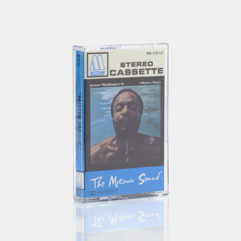 Grover Washington, Jr. - Mister Magic (1975) Cassette Tape