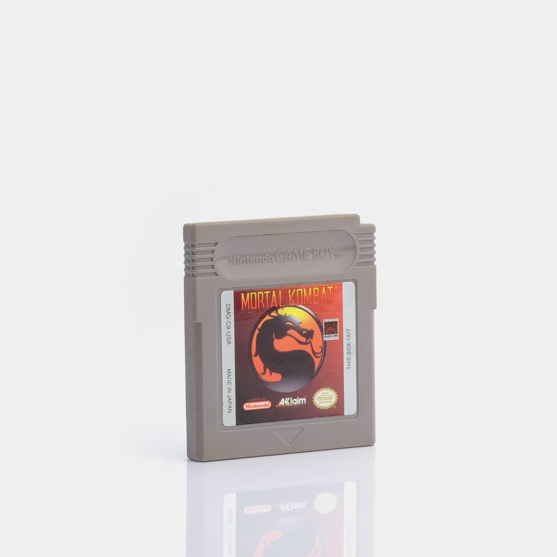 Mortal Kombat Game Boy Game