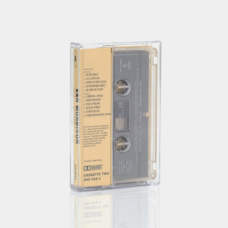Van Morrison - Hymns To The Silence (1991) Cassette Tape #2