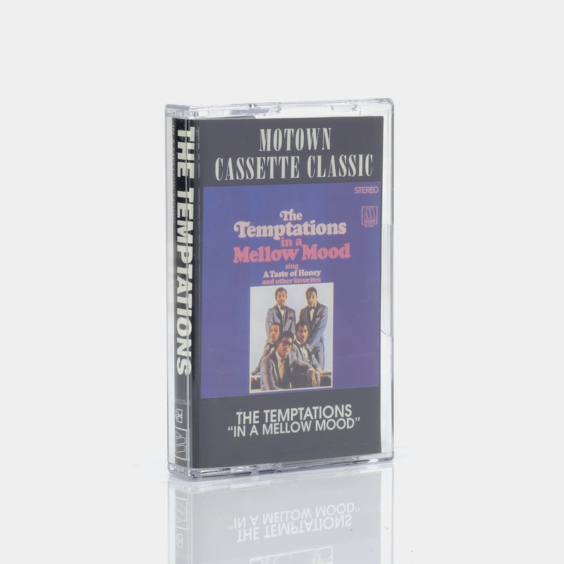 The Temptations - In A Mellow Mood (1967) Cassette Tape
