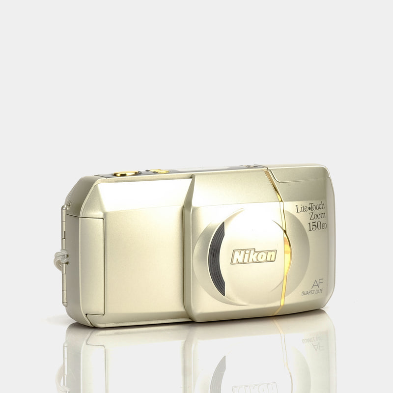 Nikon Lite Touch Zoom 150ed 35mm Compact Film Camera
