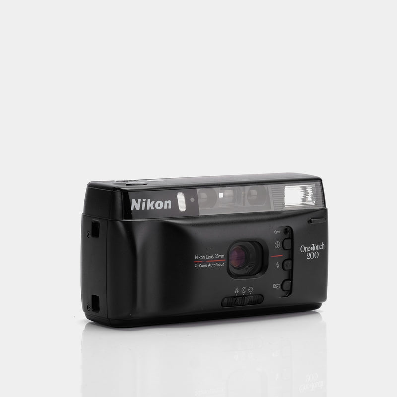 Nikon One Touch 200 35mm Compact Film Camera
