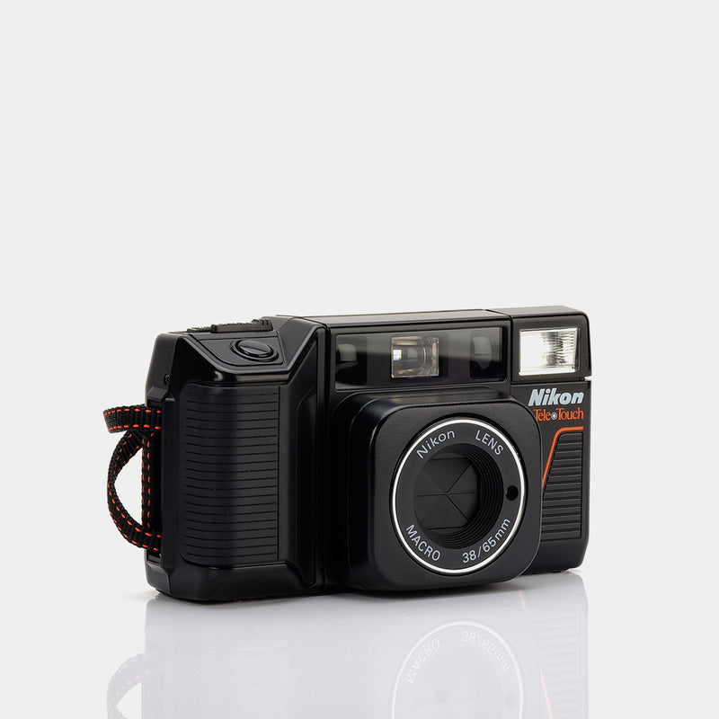 Nikon Tele•Touch 35mm Compact Film Camera