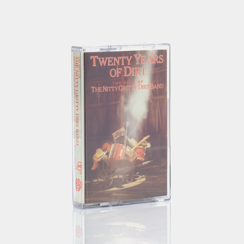 The Nitty Gritty Dirt Band - Twenty Years Of Dirt (1986) Cassette Tape