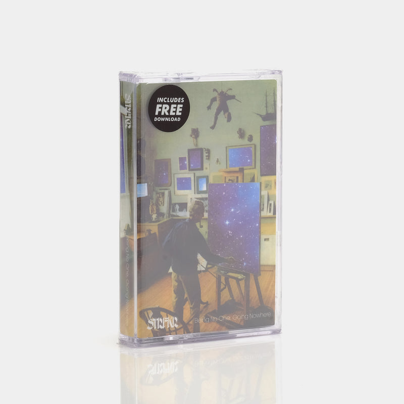 STRFKR - Being No One, Going Nowhere (2016) Cassette Tape