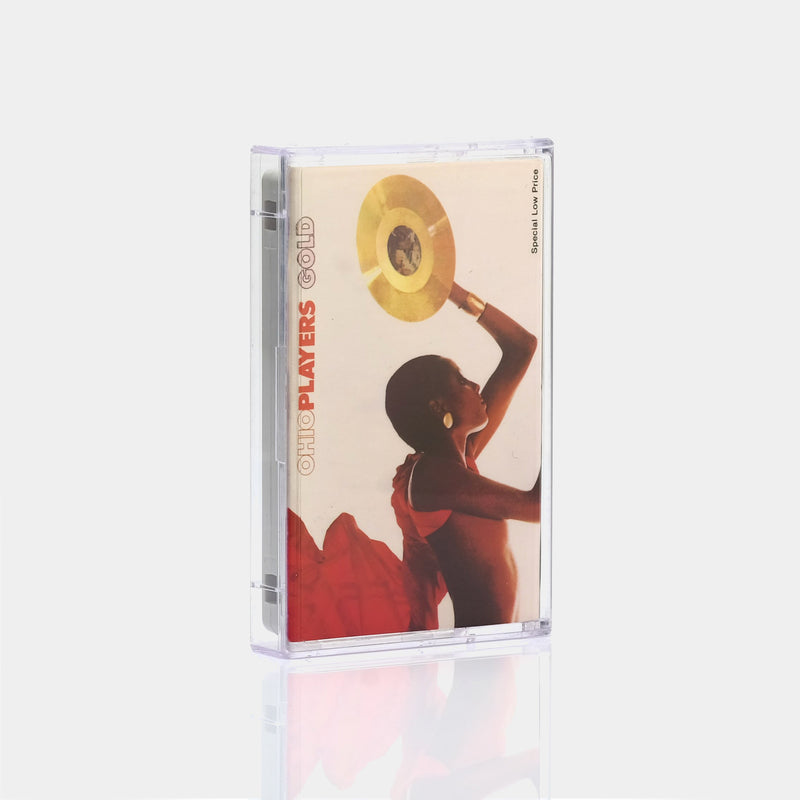 Ohio Players - Gold (1976) Cassette Tape