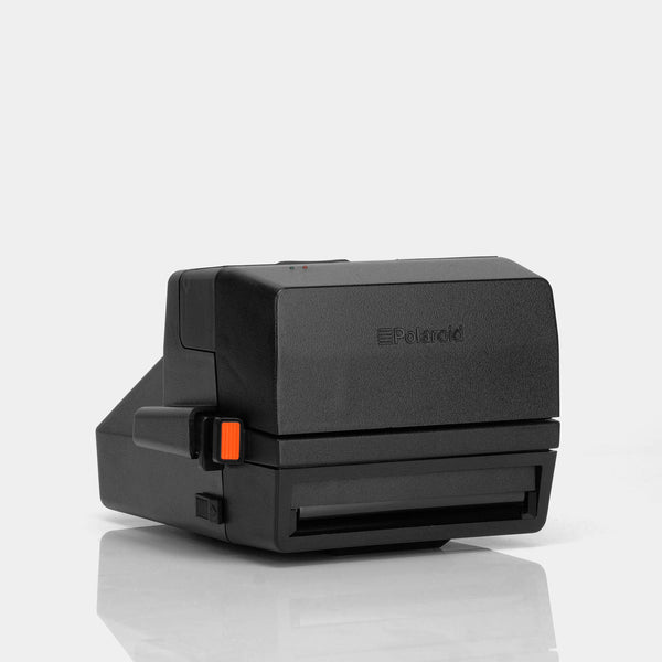 Polaroid One Step Flash 600 Camera