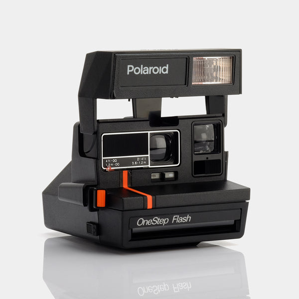 Polaroid Red Stripe 600 Camera
