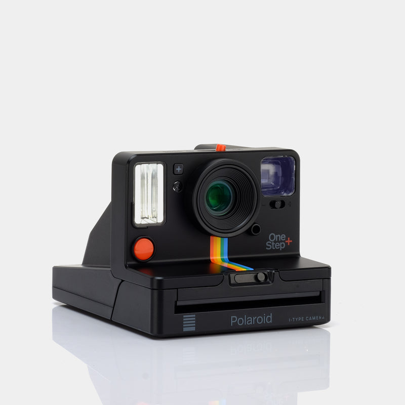 Polaroid Black OneStep+ i-Type Camera - Refurbished