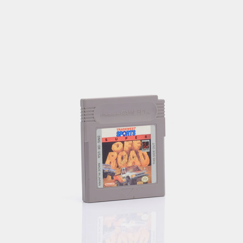 Super Off Road Game Boy Game