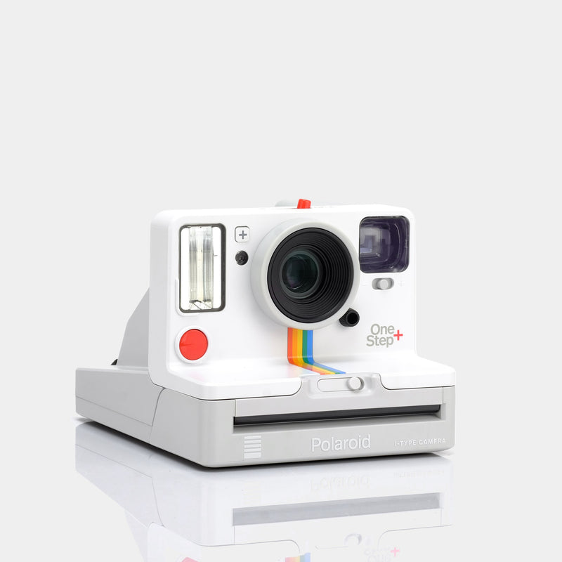 Polaroid White OneStep+ i-Type Camera - Refurbished