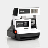 Polaroid Black And White 600 Camera