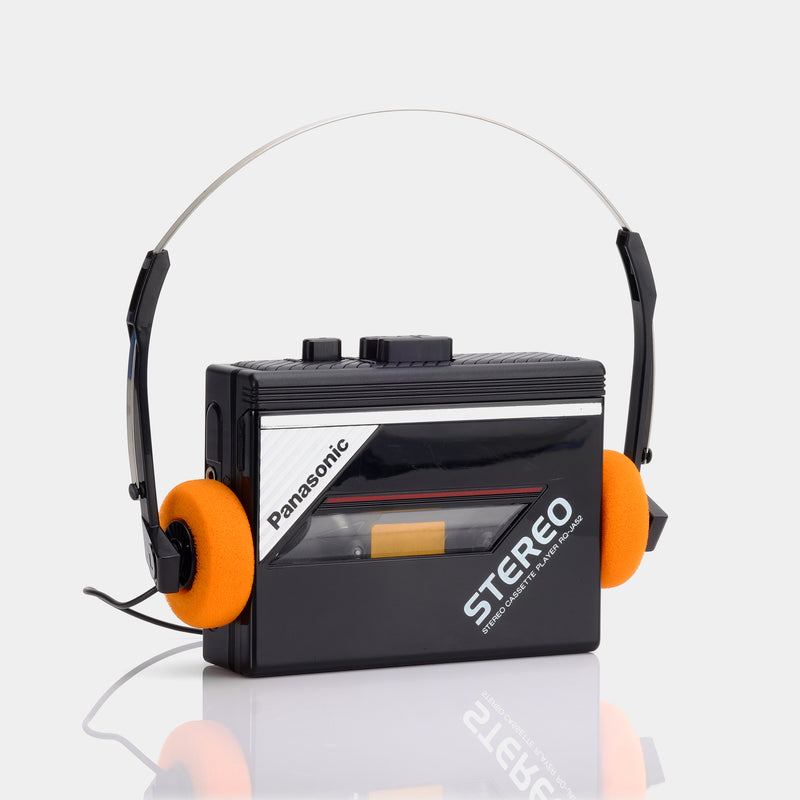Panasonic Model RQ-JA52 Portable Cassette Player