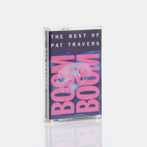 Pat Travers - The Best Of Pat Travers (1991) Cassette Tape