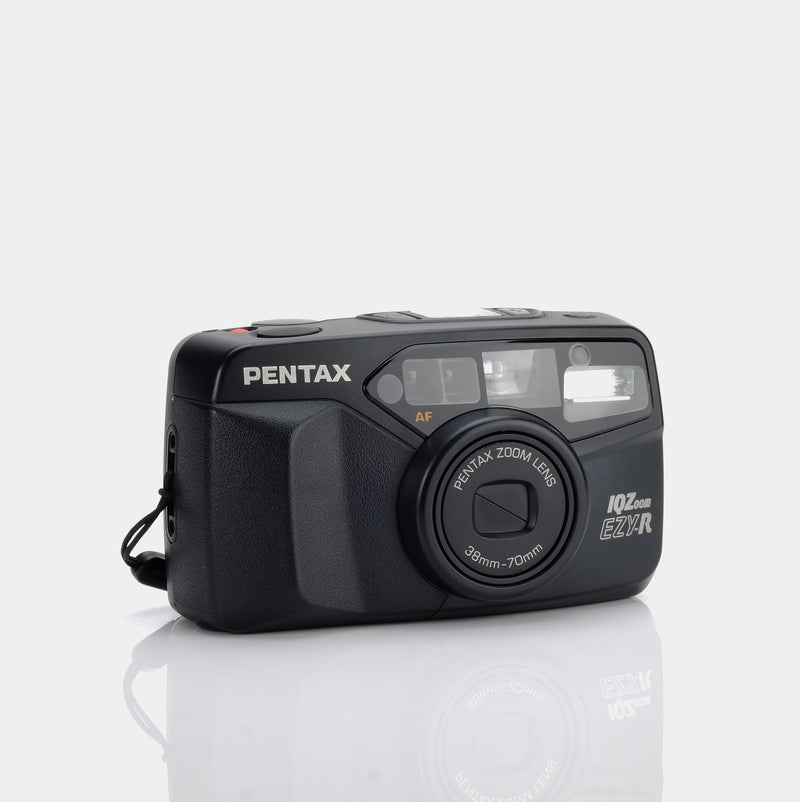 Pentax IQZoom EZY-R 35mm Point and Shoot Film Camera