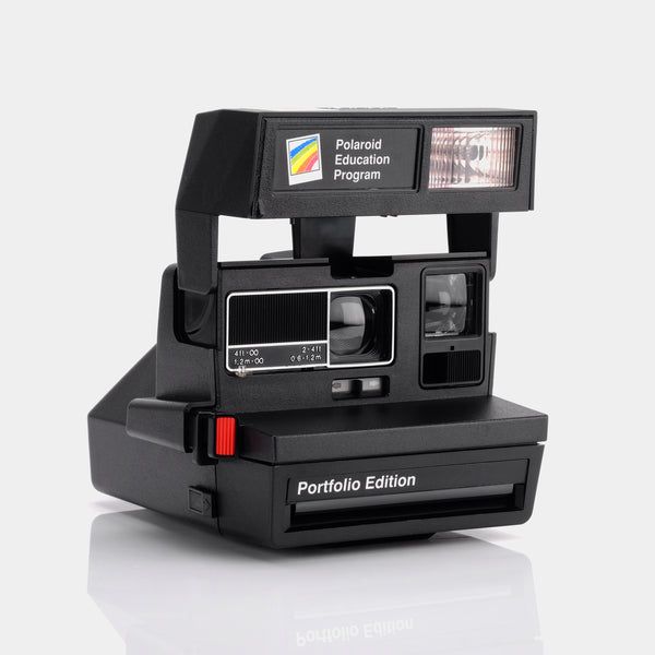 Polaroid 600 PEP Portfolio Edition Instant Film Camera