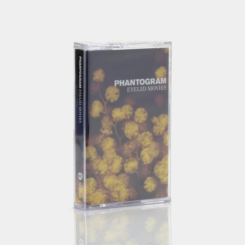 Phantogram - Eyelid Movies (2009) Cassette Tape