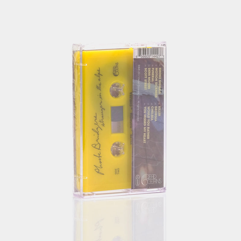 Phoebe Bridgers - Stranger In The Alps (2017) Cassette Tape