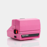 Polaroid Bubblegum Pink 600 Camera