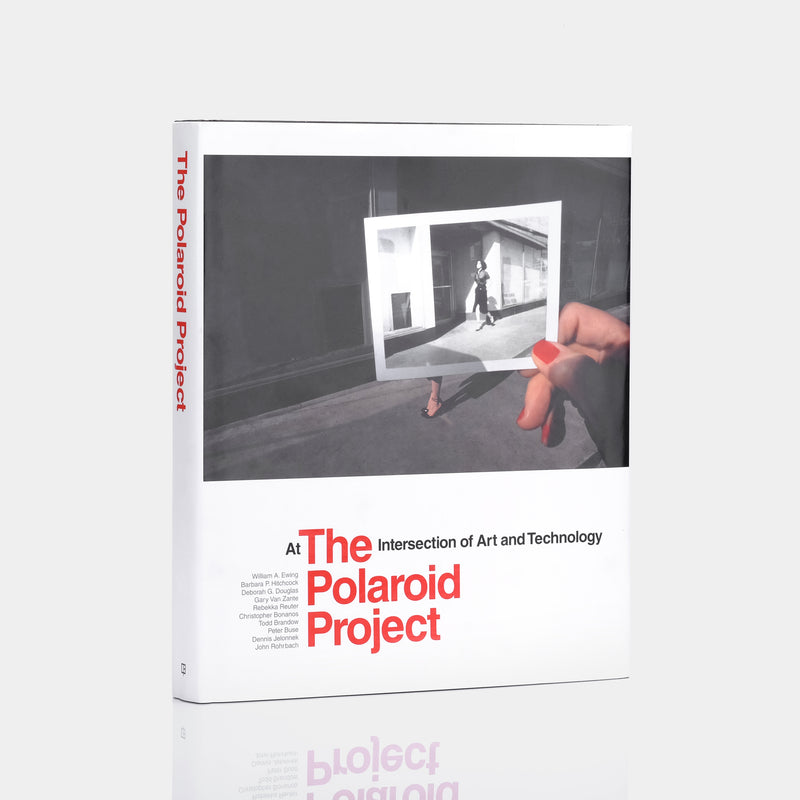 The Polaroid Project: At the Intersection of Art and Technology Book