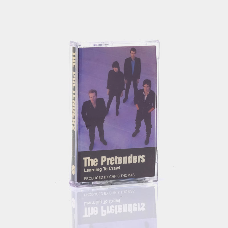 The Pretenders - Learning To Crawl (1984) Cassette Tape