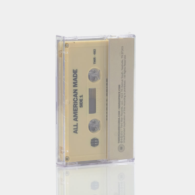 Margo Price - All American Made (2017) Cassette Tape