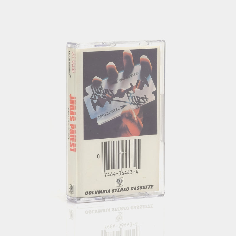 Judas Priest - British Steel (1980) Cassette Tape