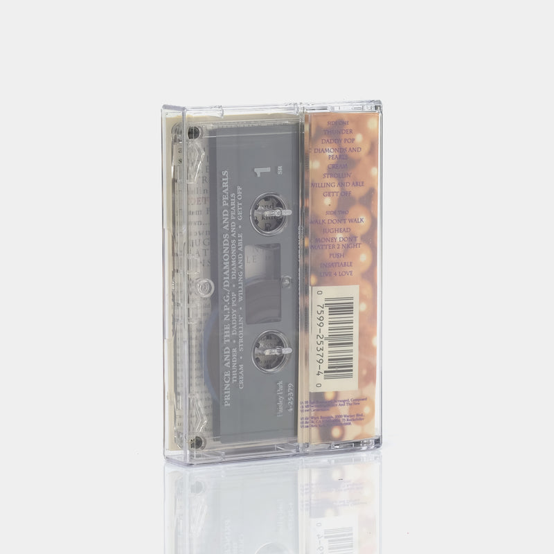 Prince & The New Power Generation - Diamonds And Pearls (1991) Cassette Tape