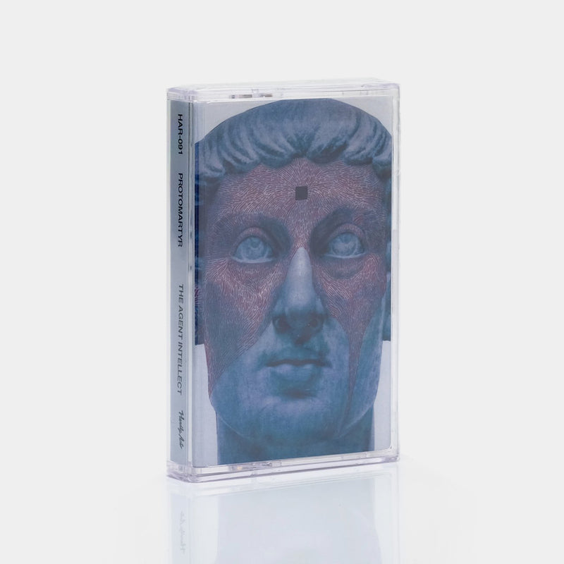 Protomartyr - The Agent Intellect (2015) Cassette Tape