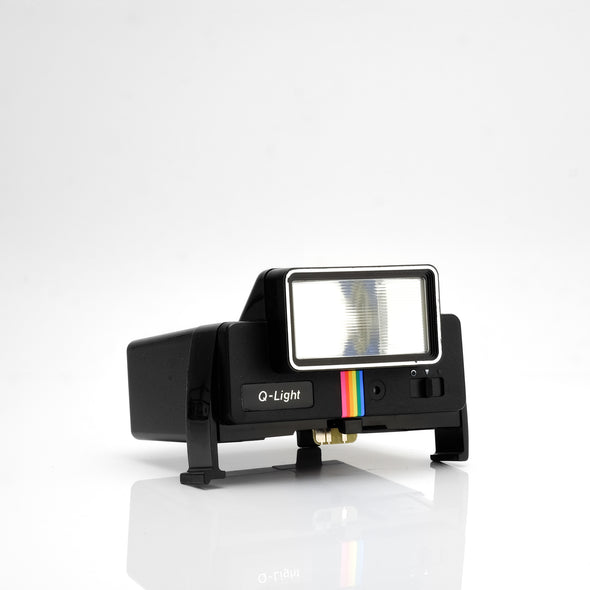 Q-Light Flash for Rainbow SX-70 Camera