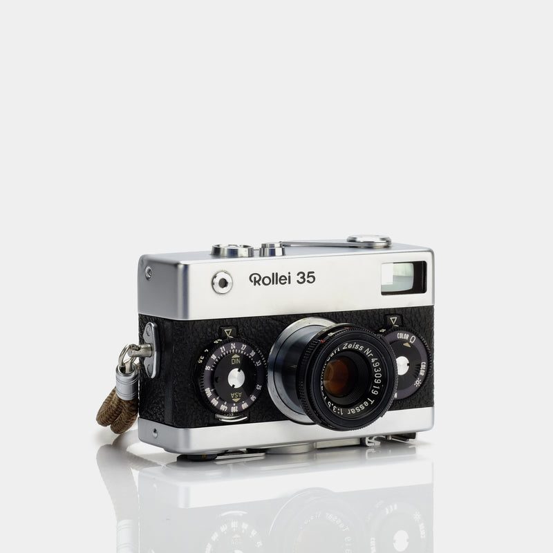 Rollei 35 Compact Film Camera